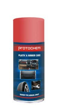 Plastic & Rubber Care Spray