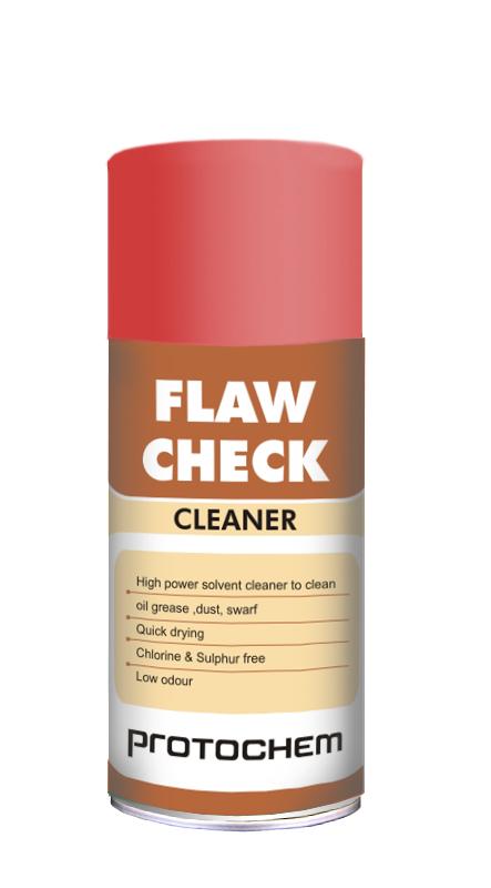 Flaw Check Spray