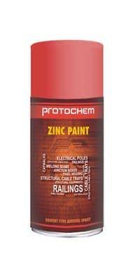 Zinc Paint Spray