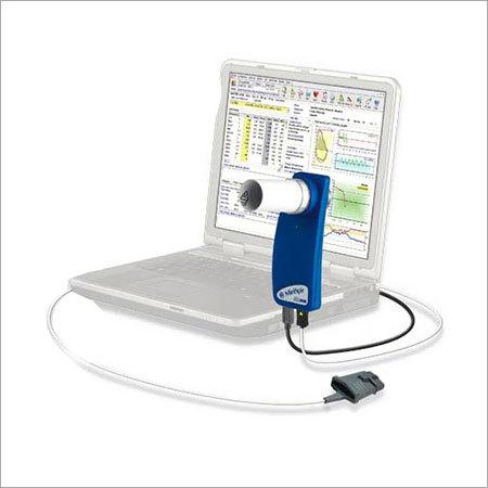 PC Based Spirometer