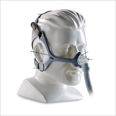 Full Face & Nasal Mask - CPAP/ BIPAP & VENTILATOR