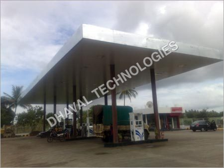 Retail Outlet Canopies