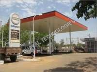 Petrol Station Canopies