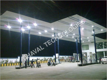 Petrol Station Lighting