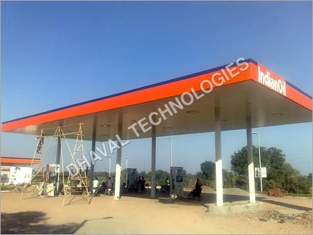 Gas Station Canopies