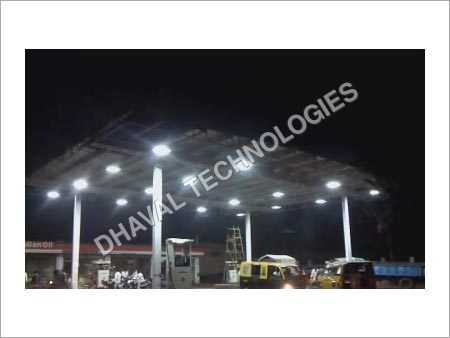 Filling Station Lighting