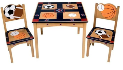 Children Table Chairs