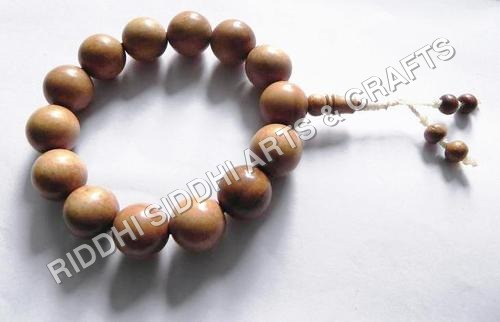 sandalwood bead barcelet