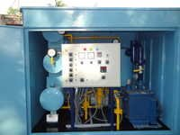 Transformer Oil Filtration Unit