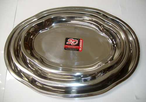 SS Dishes Trays