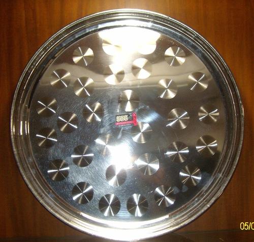 Stainless steel Designer plates
