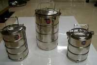 Steel Tiffin Box