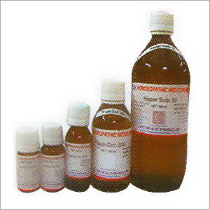 Homoeopathic Trituration