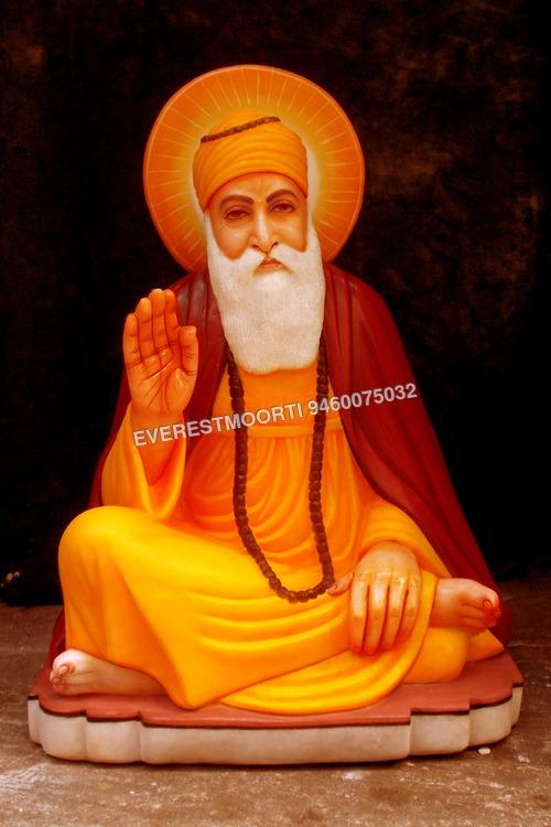 guru nanak statue