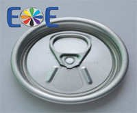 Hongkong 113 Aluminum Steel Easy Open Lid Producer