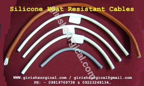 Silicone Heat Resistant Cables