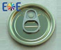 Eran 200 tinplate easy open caps factory