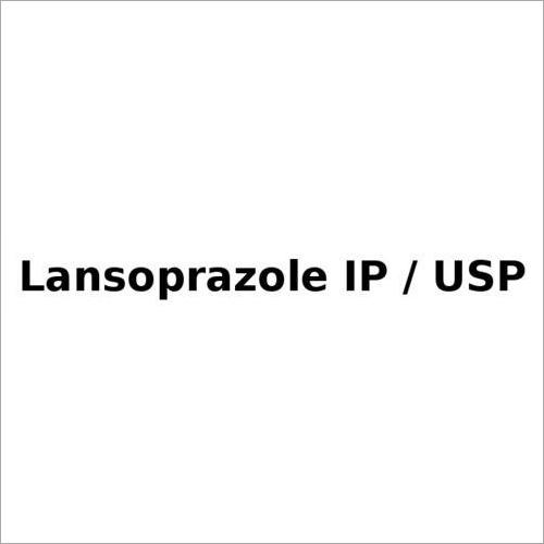 Lansoprazole IP / USP