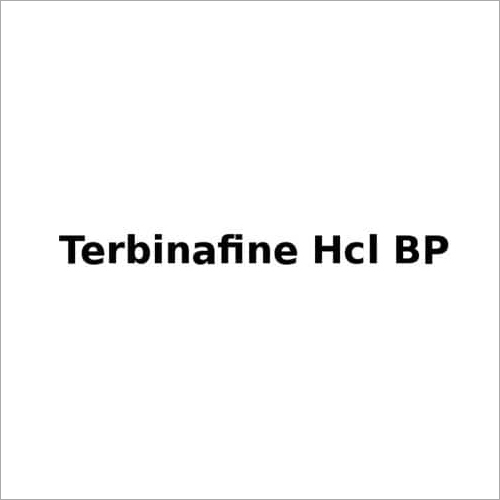 Terbinafine Hcl BP