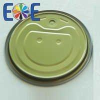 Japan 300 Tinplate Peel Off End Manufacturer