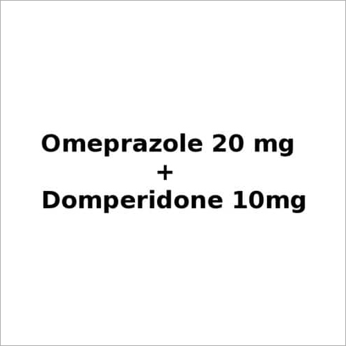 Omeprazole Domperidone Pellets