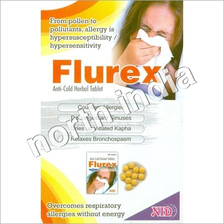 Anti Cold Herbal Tablets