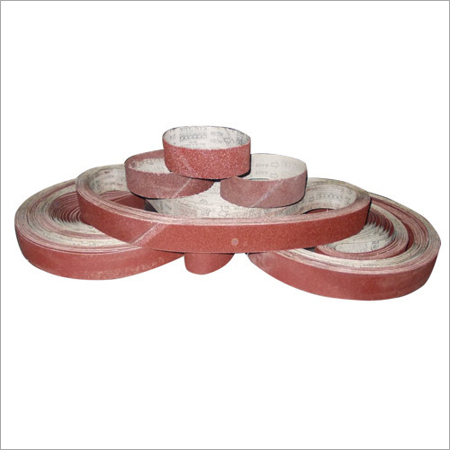 Leather Abrasive Belt