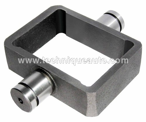 Square Piston Swaraj Std. (Gray Finish)