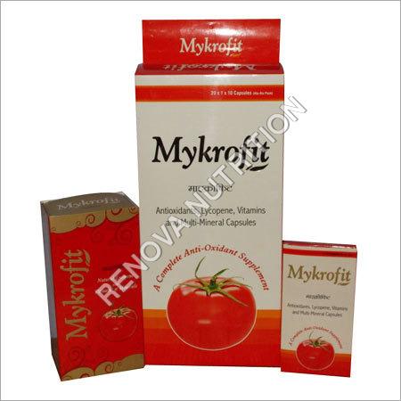 Antioxidant Supplement Capsules