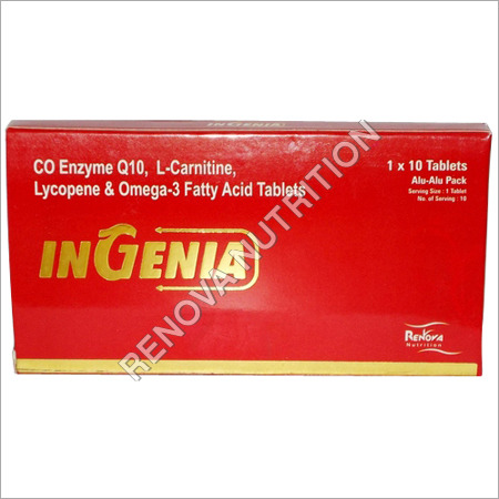 Coenzyme Q10 Combination Medicine