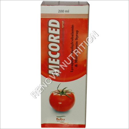 Lycopene Methylcobalamin & Multivitamin Syrup