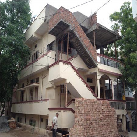 3 Floor Big House Lifting Services