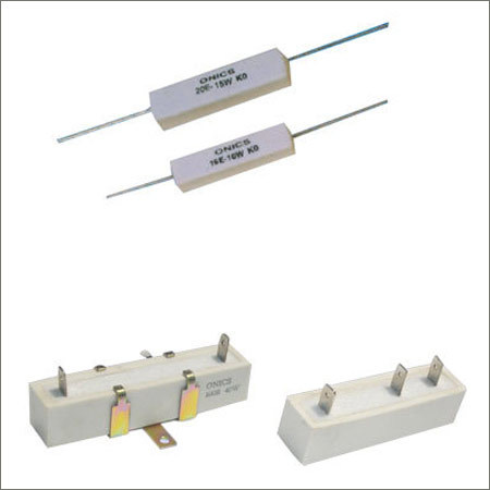 Ceramic House Wirewound Resistors