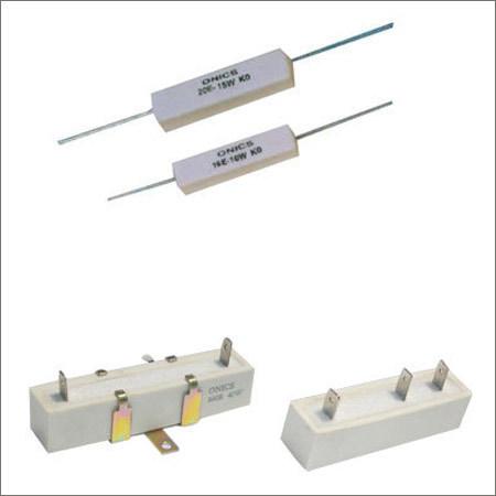 Ceramic House Wirewound Resistors