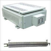 High Power Coiled Wire Resistors