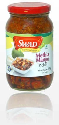 Methia Mango Pickle