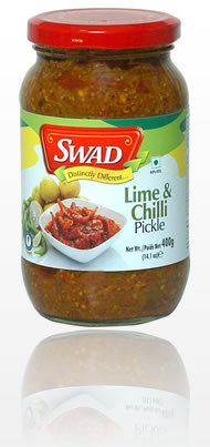 Lime & Chilli Pickle
