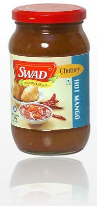 Hot Mango Chutney