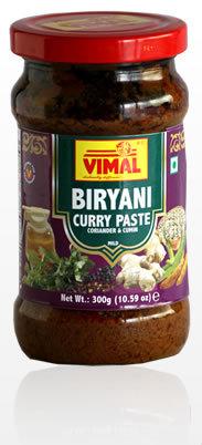Biryani Curry Paste