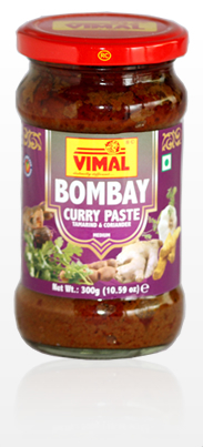 Bombay Curry Paste