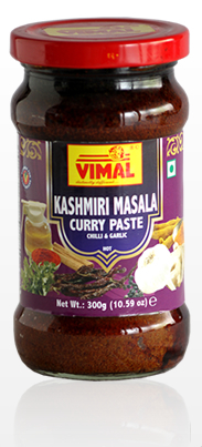 Kashmiri Masala Curry Paste