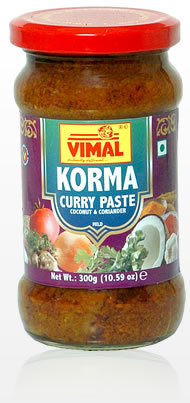 Korma Curry Paste