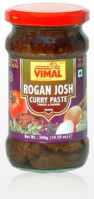 Rogan Josh Paste