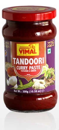 Tandoori Curry Paste