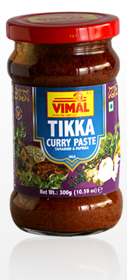 Tikka Curry Paste