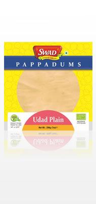 Plain Papad