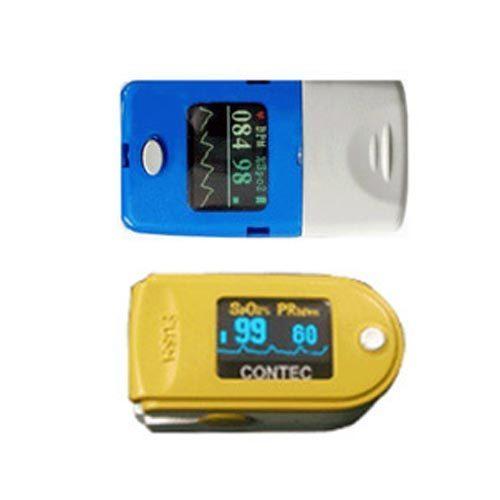 Color Display Finger Tip Oximeter