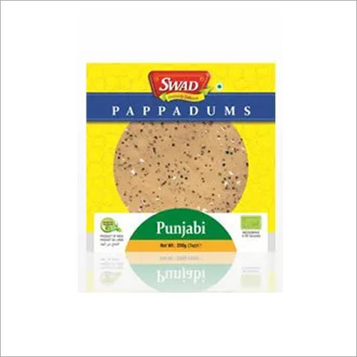 Punjabi Papad