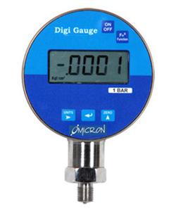 Precise Digital Pressure Gauge