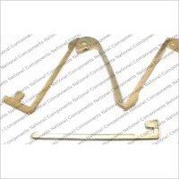 Brass ball pen clips